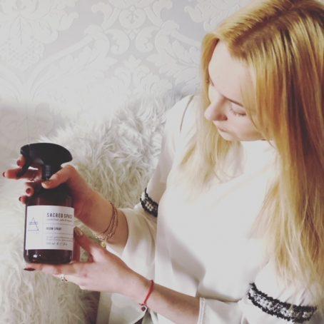 Good Vibe Factory room spray essential oils
