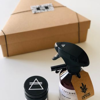 Good Vibe Gift Box (kaars + spray)