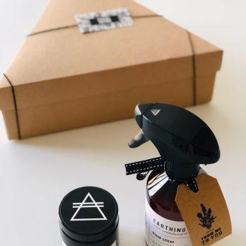 Good Vibe Gift Box (kaars + spray)