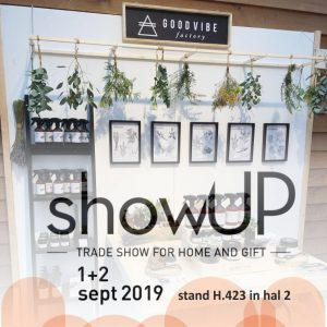 Good Vibe Factory ShowUp 2019 september promo