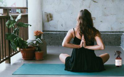 GOOD VIBE FACTORY yoga room spray